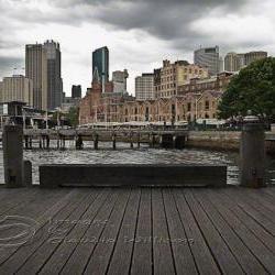 "Sydney Photo, Sydney Harbour The Rocks, Travel Photo, 12x18"""